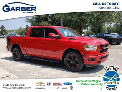 PRE-OWNED 2019 RAM 1500 BIG HORN/LONE STAR RWD TRUCK