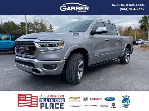 NEW 2020 RAM 1500 LIMITED 4X2, CURRENTLY IN LOANER STATUS WITH NAVIGATION