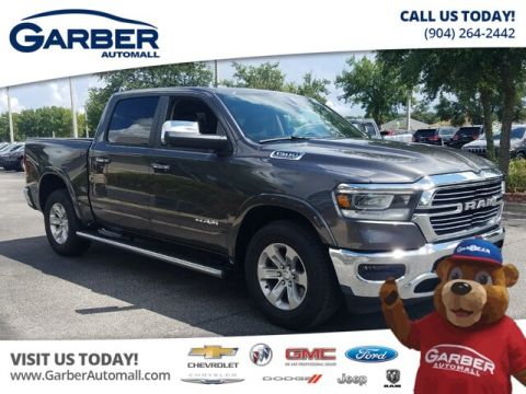 NEW 2019 RAM 1500 LARAMIE CREW 4X2 DEMO W/EXTRA REBATES