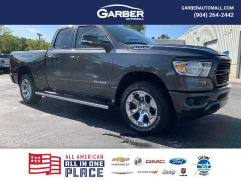 NEW 2020 RAM 1500 BIG HORN, DEMO W/EXTRA SAVINGS, 84 MONTH AVAILABLE 4WD