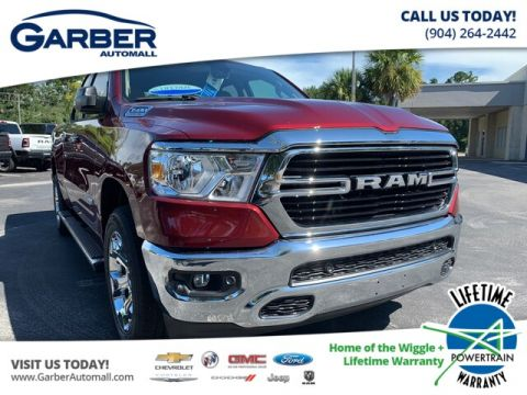 NEW 2020 RAM 1500 BIG HORN/LONE STAR 4X4, LEVEL 2 4WD