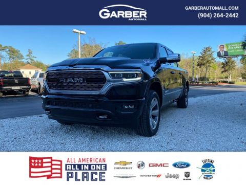 NEW 2020 RAM 1500 LIMITED, 4X4, DUAL ROOF, 33GAL TANK WITH NAVIGATION & 4WD