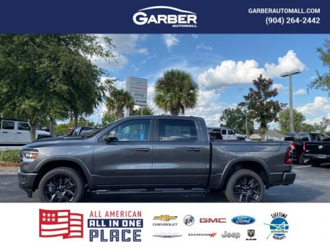 NEW 2020 RAM 1500 LARAMIE DEMO W/EXTRA REBATES AND 84 MONTH FINANCE 4WD