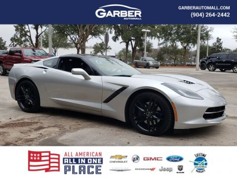 Pre-Owned 2015 Chevrolet Corvette Stingray Z51