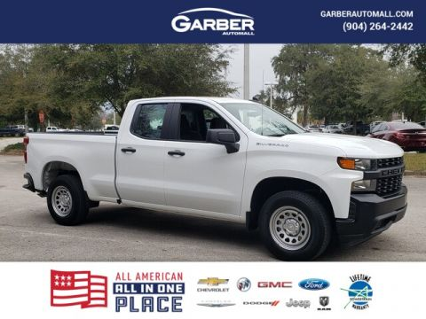 Pre-Owned 2019 Chevrolet Silverado 1500 Work Truck