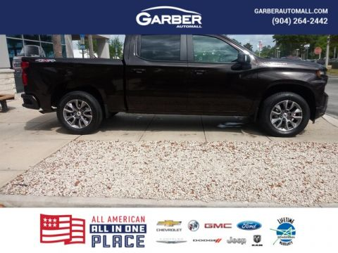 CERTIFIED PRE-OWNED 2019 CHEVROLET SILVERADO 1500 RST 4WD