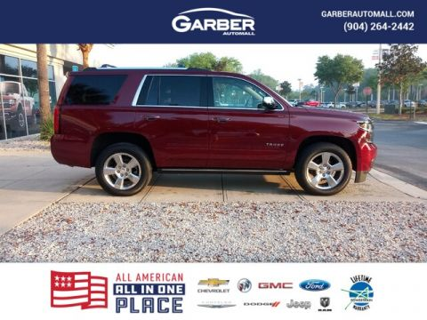 CERTIFIED PRE-OWNED 2019 CHEVROLET TAHOE PREMIER WITH NAVIGATION & 4WD