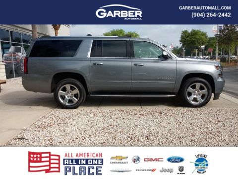 CERTIFIED PRE-OWNED 2020 CHEVROLET SUBURBAN PREMIER WITH NAVIGATION & 4WD