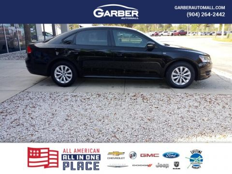 PRE-OWNED 2014 VOLKSWAGEN PASSAT 1.8T WOLFSBURG EDITION FWD SEDAN