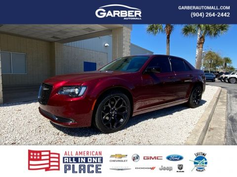 NEW 2020 CHRYSLER 300 TOURING CURRENTLY IN LOANER SERVICE