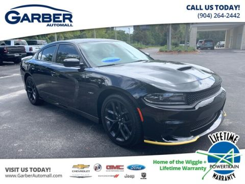 NEW 2019 DODGE CHARGER R/T BLACKTOP, NAV/TRAVEL GROUP