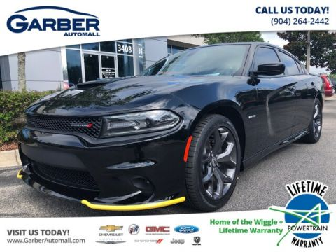 NEW 2019 DODGE CHARGER R/T WITH V8 HEMI, LOADED
