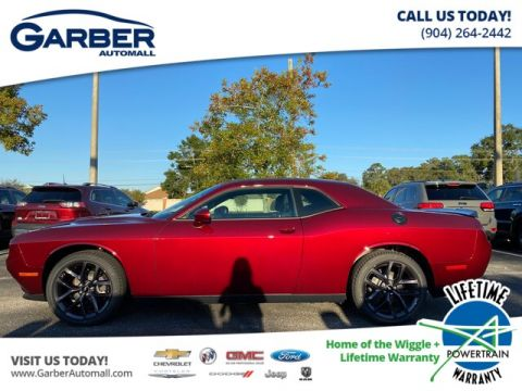 NEW 2019 DODGE CHALLENGER SXT, BLACKTOP PACKAGE