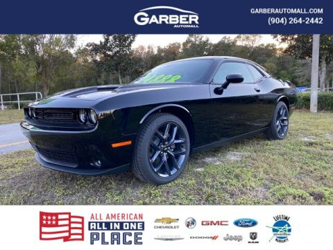 NEW 2019 DODGE CHALLENGER SXT, BLACK TOP PACKAGE