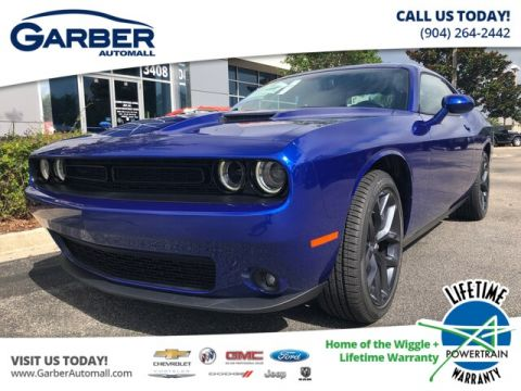 New 2019 Dodge Challenger SXT in Loaner Service