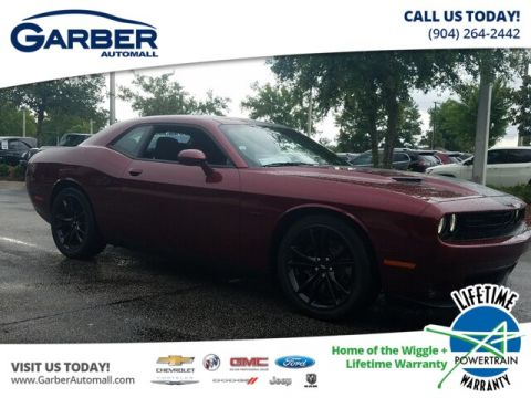 NEW 2018 DODGE CHALLENGER R/T SUPER TRACK PACK W/ BLACKTOP PKG