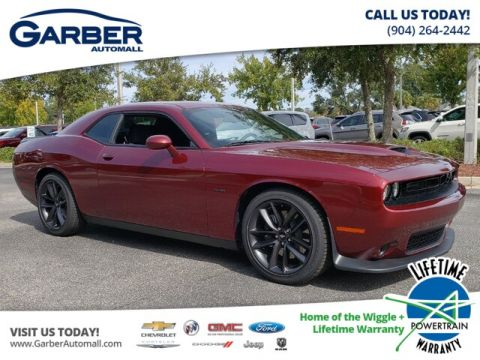 NEW 2019 DODGE CHALLENGER R/T W/ BLACKTOP PKG