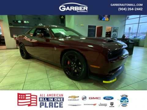 NEW 2020 DODGE CHALLENGER SRT HELLCAT, LAGUNA LEATHER, PLUS PACKAGE