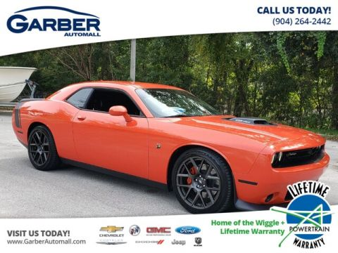 PRE-OWNED 2017 DODGE CHALLENGER R/T 392