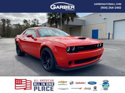 NEW 2020 DODGE CHALLENGER R/T SCAT PACK, NAVI, PLUS PACKAGE, STRIPE RWD COUPE