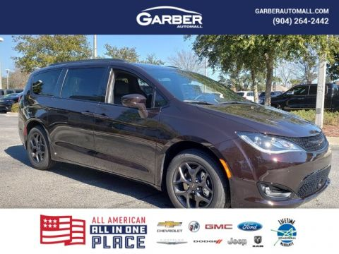 New 2019 Chrysler Pacifica Touring L ,currently in Loaner Service