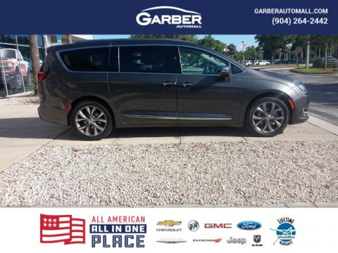 PRE-OWNED 2019 CHRYSLER PACIFICA LIMITED WITH NAVIGATION