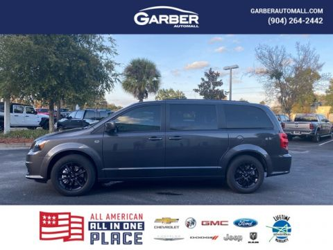 NEW 2019 DODGE GRAND CARAVAN SXT, BLACKTOP PACKAGE WITH NAVIGATION