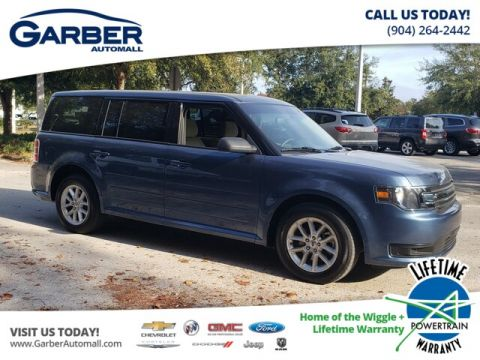 PRE-OWNED 2019 FORD FLEX SE FWD SUV