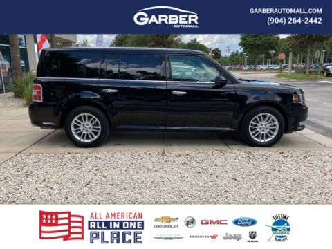 PRE-OWNED 2019 FORD FLEX SEL