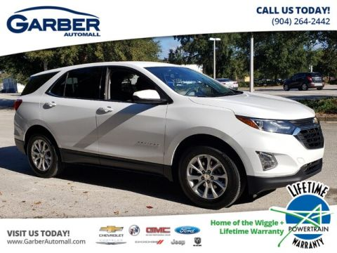 PRE-OWNED 2018 CHEVROLET EQUINOX LT W/1LT AWD