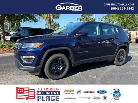 NEW 2020 JEEP COMPASS SPORT ,DEMO W/EXTRA REBATES