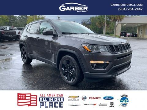 NEW 2020 JEEP COMPASS LATITUDE 4X2, DEMO W/EXTRA REBATES