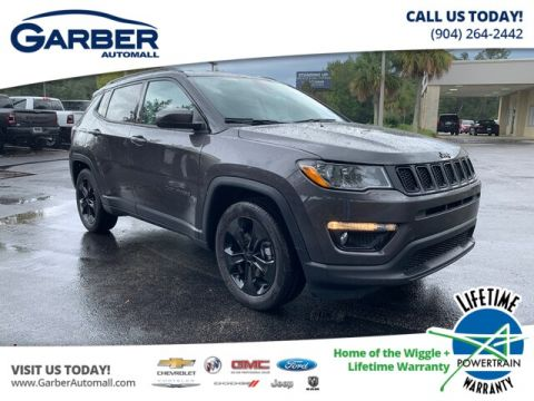 NEW 2020 JEEP COMPASS LATITUDE 4X2, POPULAR EQUIPMENT GROUP