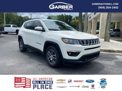 NEW 2020 JEEP COMPASS LATITUDE 4X2, GREAT VALUE
