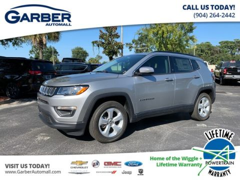 NEW 2019 JEEP COMPASS LATITUDE 4X2, AISIN TRANSMISSION