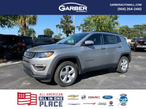 NEW 2019 JEEP COMPASS LATITUDE 4X2, AISIN TRANSMISSION FWD SUV