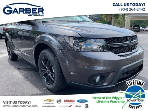 NEW 2019 DODGE JOURNEY SE, BLACKTOP PACKAGE, 8.4 TOUCH SCREEN""