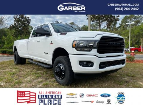 NEW 2020 RAM 3500 BIG HORN 4X4, NIGHT EDITION, HO TURBO 4WD