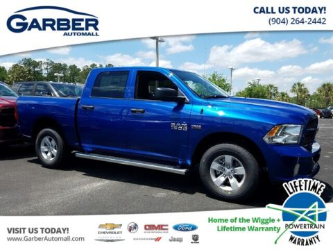 NEW 2018 RAM 1500 ST EXPRESS CREW 4X4 $10,000 OFF 4WD