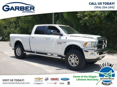 PRE-OWNED 2015 RAM 2500 SLT 4WD