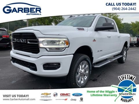 NEW 2019 RAM 2500 BIG HORN 4X4, 5TH WHEEL PREP, NAVI, CUMMINS DIESEL 4WD