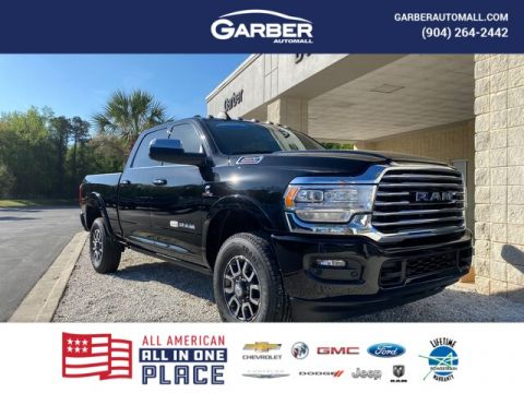 NEW 2020 RAM 2500 LONGHORN 4X4, 5TH WHEEL PREP WITH NAVIGATION & 4WD