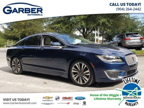 PRE-OWNED 2017 LINCOLN MKZ HYBRID RESERVE WITH NAVIGATION
