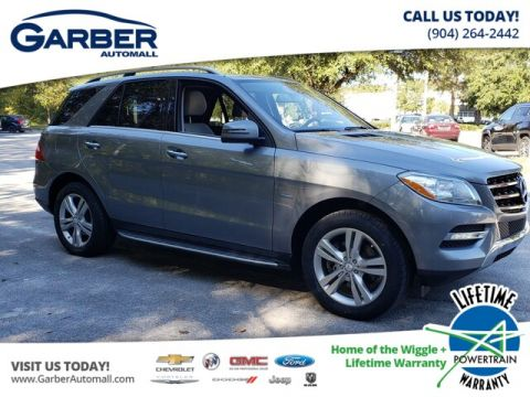 PRE-OWNED 2012 MERCEDES-BENZ ML 350 ML 350 AWD
