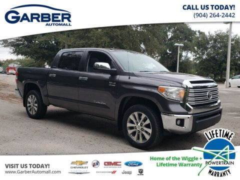 Pre-Owned 2014 Toyota Tundra Limited 5.7L V8 w/FFV