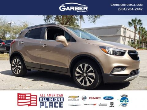 PRE-OWNED 2018 BUICK ENCORE PREFERRED II FWD SUV