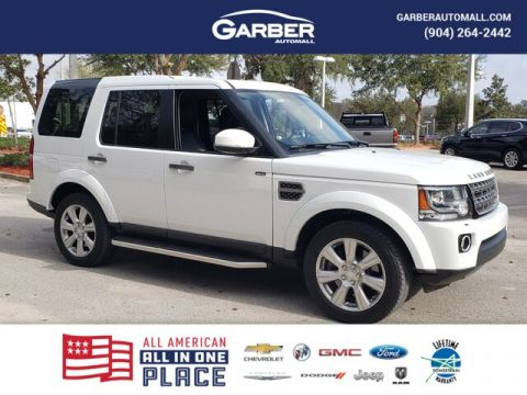 PRE-OWNED 2016 LAND ROVER LR4 HSE 4WD