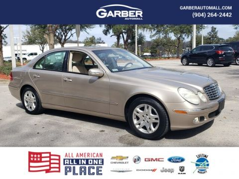 PRE-OWNED 2004 MERCEDES-BENZ E320 3.2L