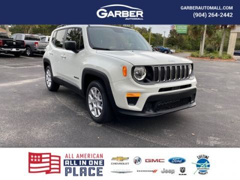 NEW 2020 JEEP RENEGADE SPORT 4X2, SPORT APPEARANCE GROUP