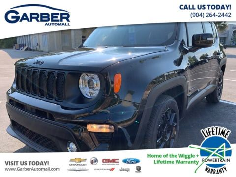 NEW 2019 JEEP RENEGADE LATITUDE DEMO W/EXTRA REBATES